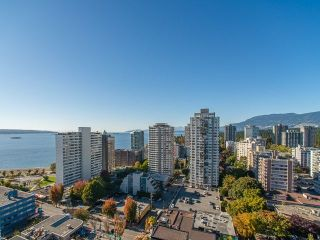 """Main Photo: 1603 1740 COMOX Street in Vancouver: West End VW Condo for sale in """"THE SANDPIPPER"""" (Vancouver West)  : MLS®# R2217411"""