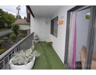 """Photo 10: 205 1585 E 4TH Avenue in Vancouver: Grandview VE Condo for sale in """"ALPINE PLACE"""" (Vancouver East)  : MLS®# V660323"""