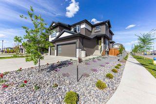 Photo 3: 813 BERG Loop: Leduc House Half Duplex for sale : MLS®# E4247152