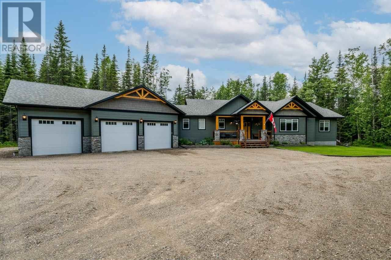 Main Photo: 13075 HOMESTEAD ROAD in Prince George: House for sale : MLS®# R2592149