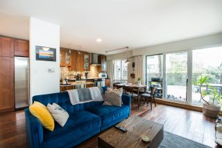 "Photo 1: 103 1425 CYPRESS Street in Vancouver: Kitsilano Condo for sale in ""Cypress West"" (Vancouver West)  : MLS®# R2542588"