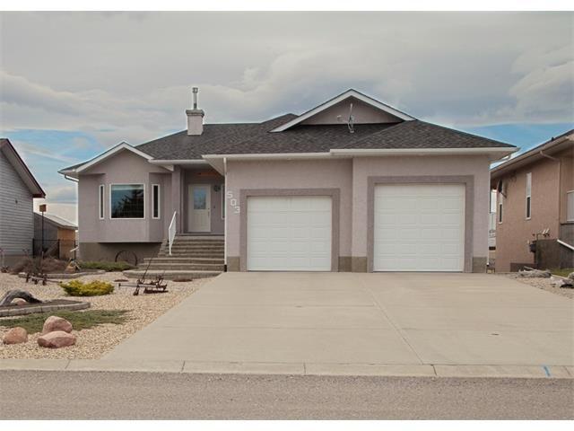 Main Photo: 503 Highwood Drive: Longview House for sale : MLS®# C4008214