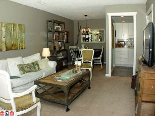 """Photo 3: 512 34909 OLD YALE Road in Abbotsford: Abbotsford East Townhouse for sale in """"THE GARDENS"""" : MLS®# F1208648"""