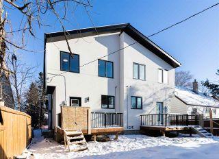 Photo 45: 7222 112 Street NW in Edmonton: Zone 15 House Half Duplex for sale : MLS®# E4228857