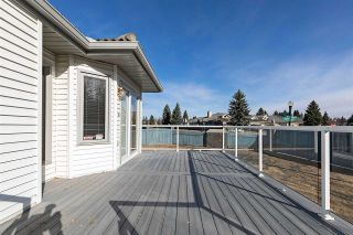 Photo 28: 200 COUNTRY CLUB Point in Edmonton: Zone 22 Attached Home for sale : MLS®# E4236589