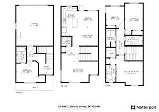 "Photo 1: 35 5867 129 Street in Surrey: Panorama Ridge Townhouse for sale in ""PANORAMA MEWS"" : MLS®# R2489885"