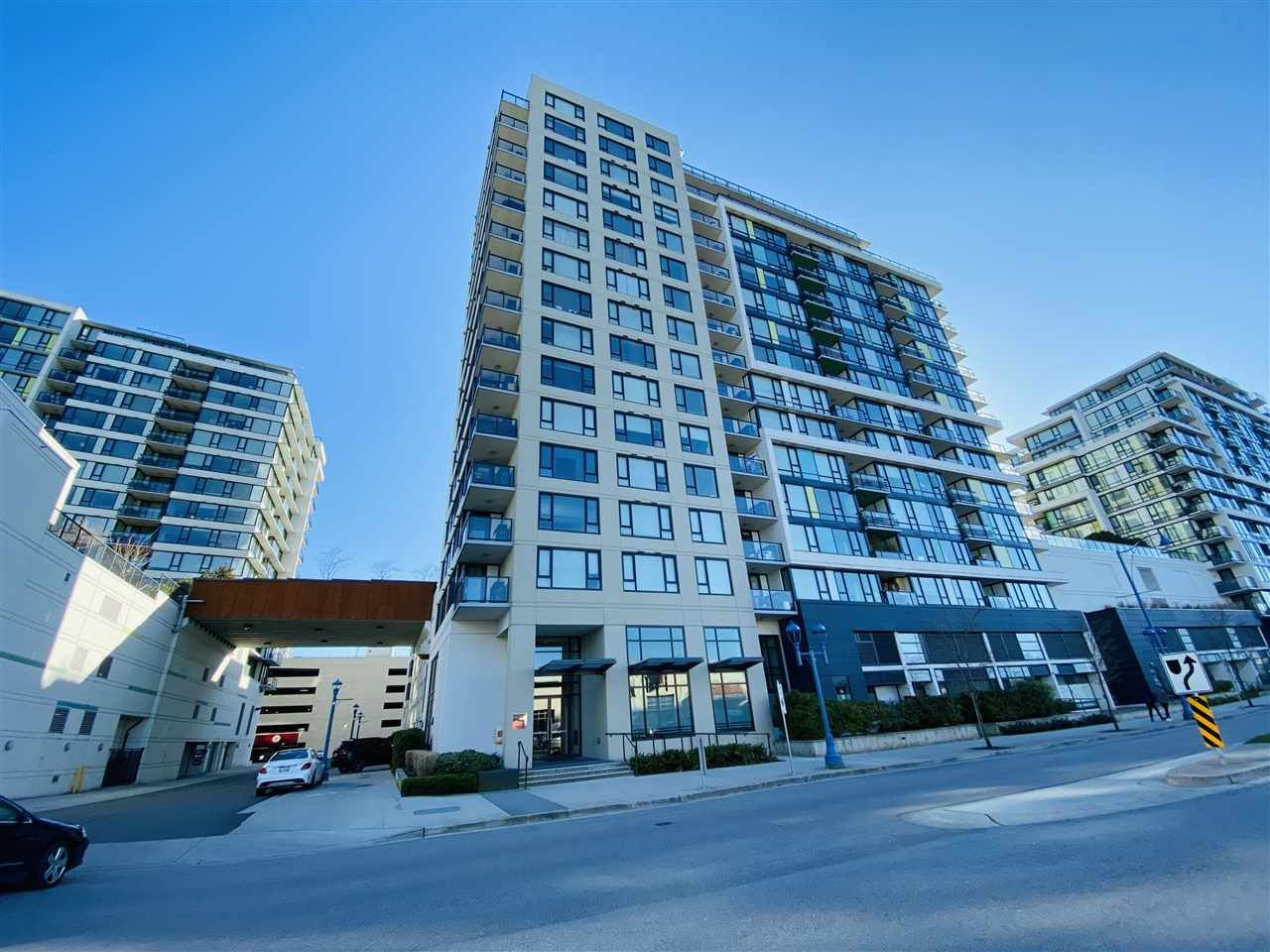 """Main Photo: 1202 7888 ACKROYD Road in Richmond: Brighouse Condo for sale in """"QUINTET"""" : MLS®# R2558292"""