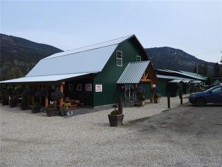 Photo 4: 1519 6 Highway, in Lumby: Agriculture for sale : MLS®# 10235803