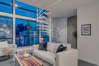 """Photo 6: 501 428 W 8TH Avenue in Vancouver: Mount Pleasant VW Condo for sale in """"XL LOFTS"""" (Vancouver West)  : MLS®# R2214757"""