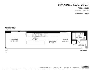 """Photo 26: 303 53 W HASTINGS Street in Vancouver: Downtown VW Condo for sale in """"Paris Block"""" (Vancouver West)  : MLS®# R2600726"""