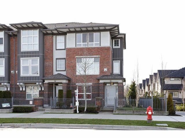 Main Photo: 13 18777 68A AVENUE in : Clayton Townhouse for sale : MLS®# F1304860