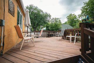 Photo 24: 100 Hazel Dell Avenue in Winnipeg: Fraser's Grove Residential for sale (3C)  : MLS®# 202116299