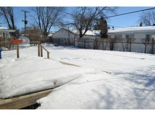 Photo 20: 134 Wordsworth Way in WINNIPEG: Westwood / Crestview Residential for sale (West Winnipeg)  : MLS®# 1305195