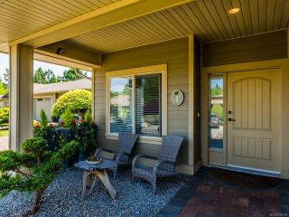 Photo 1: 4 161 Shelly Rd in PARKSVILLE: PQ Parksville Row/Townhouse for sale (Parksville/Qualicum)  : MLS®# 814709