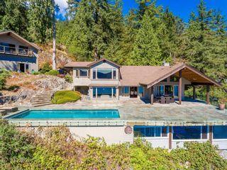 Photo 3: 5772 SUNSHINE FALLS Lane in North Vancouver: Woodlands-Sunshine-Cascade House for sale : MLS®# R2613401