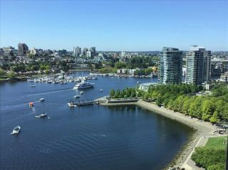 FEATURED LISTING: 2205 - 1383 MARINASIDE Crescent Vancouver