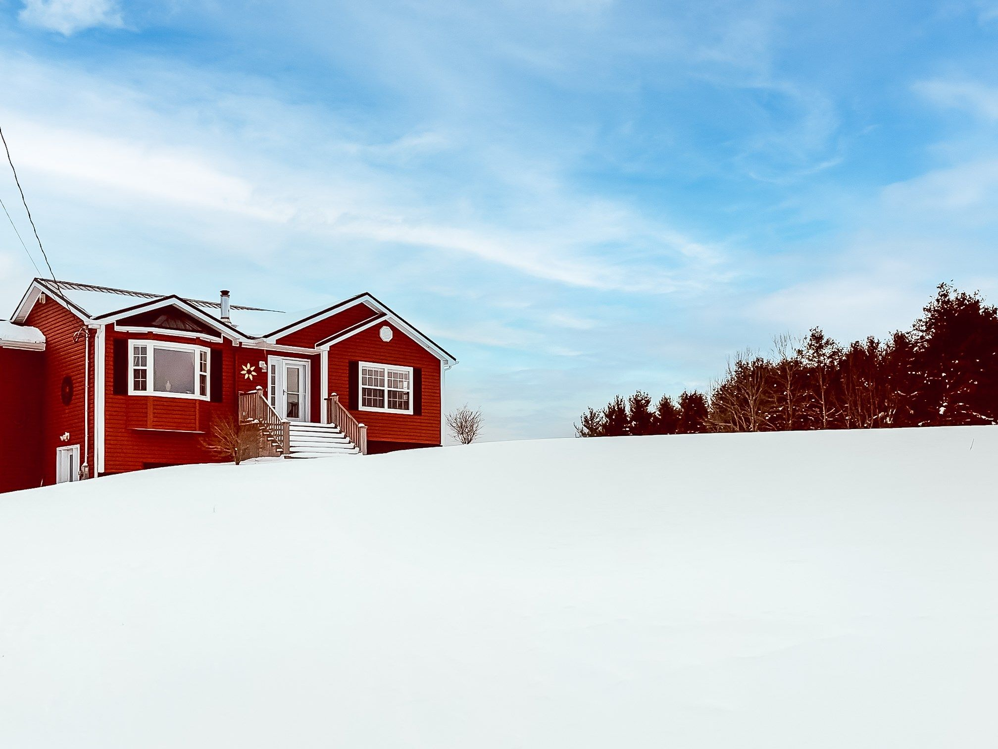 Main Photo: 1248 Conquerall Road in Conquerall Mills: 405-Lunenburg County Residential for sale (South Shore)  : MLS®# 202101420