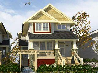 "Photo 1: 1845 NAPIER Street in Vancouver: Grandview VE 1/2 Duplex for sale in ""ECHO"" (Vancouver East)  : MLS®# V857952"