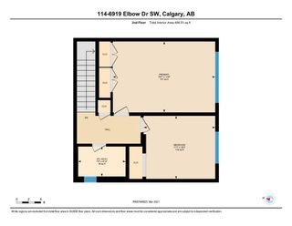 Photo 31: 114 6919 Elbow Drive SW in Calgary: Kelvin Grove Apartment for sale : MLS®# A1087429