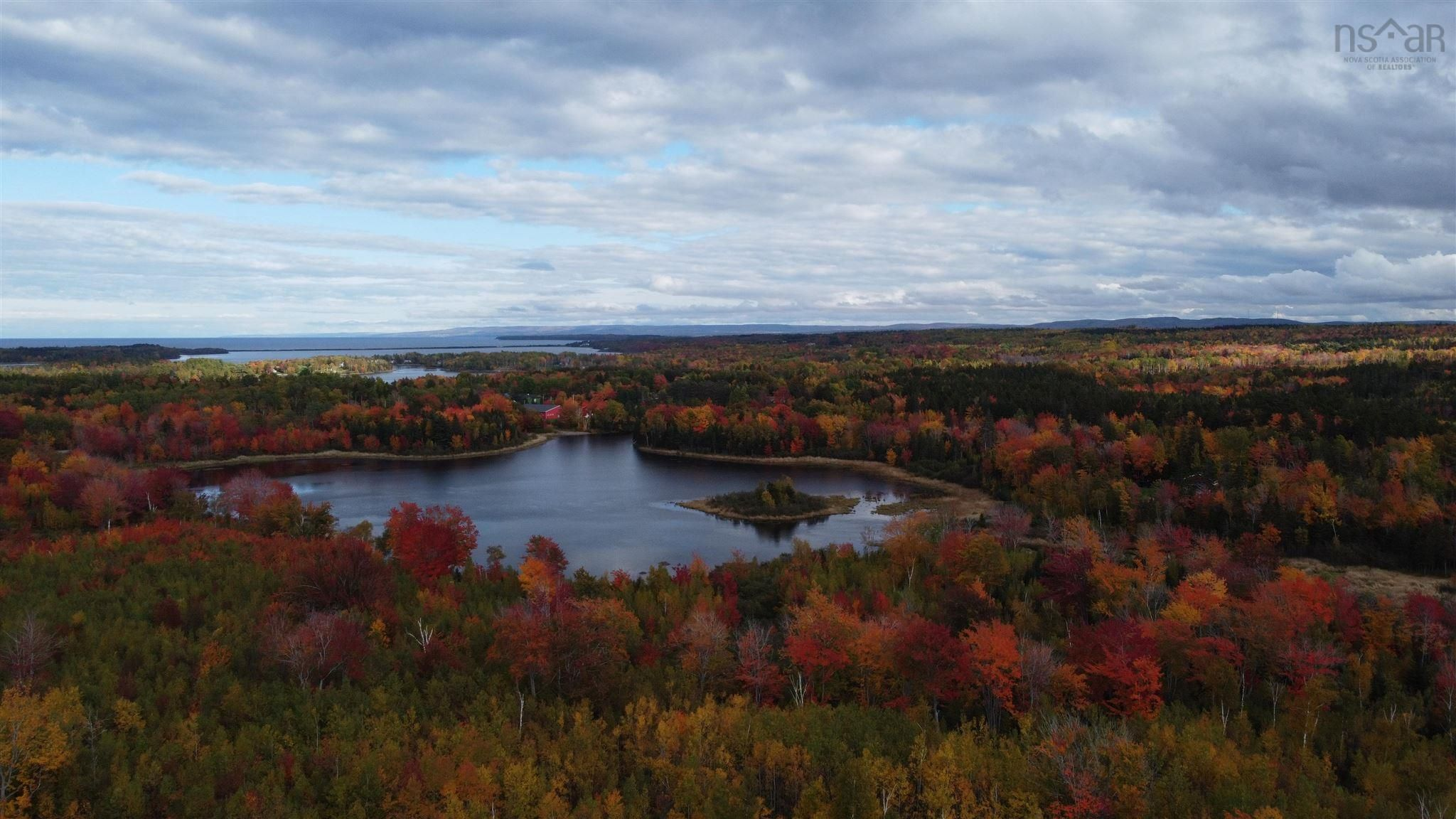 Main Photo: Lot 14 Lakeside Drive in Little Harbour: 108-Rural Pictou County Vacant Land for sale (Northern Region)  : MLS®# 202125547