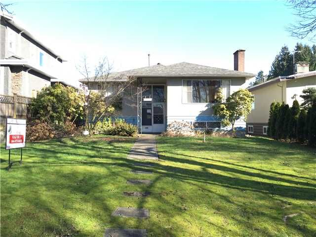 Main Photo: 2629 BRIGHTWOOD Place in Vancouver: Fraserview VE House for sale (Vancouver East)  : MLS®# V1106983