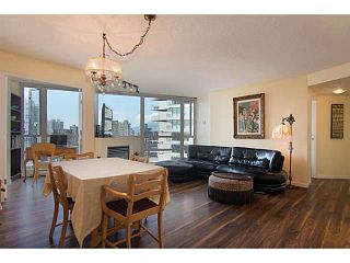 """Photo 1: 1905 501 PACIFIC Street in Vancouver: Downtown VW Condo for sale in """"The 501"""" (Vancouver West)  : MLS®# V1071377"""