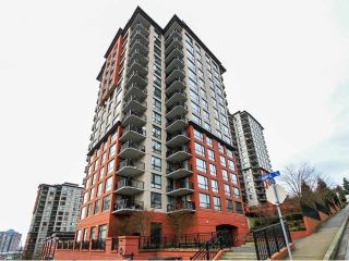 """Photo 1: 803 813 AGNES Street in New Westminster: Downtown NW Condo for sale in """"DOWNTOWN NW"""" : MLS®# V1101785"""