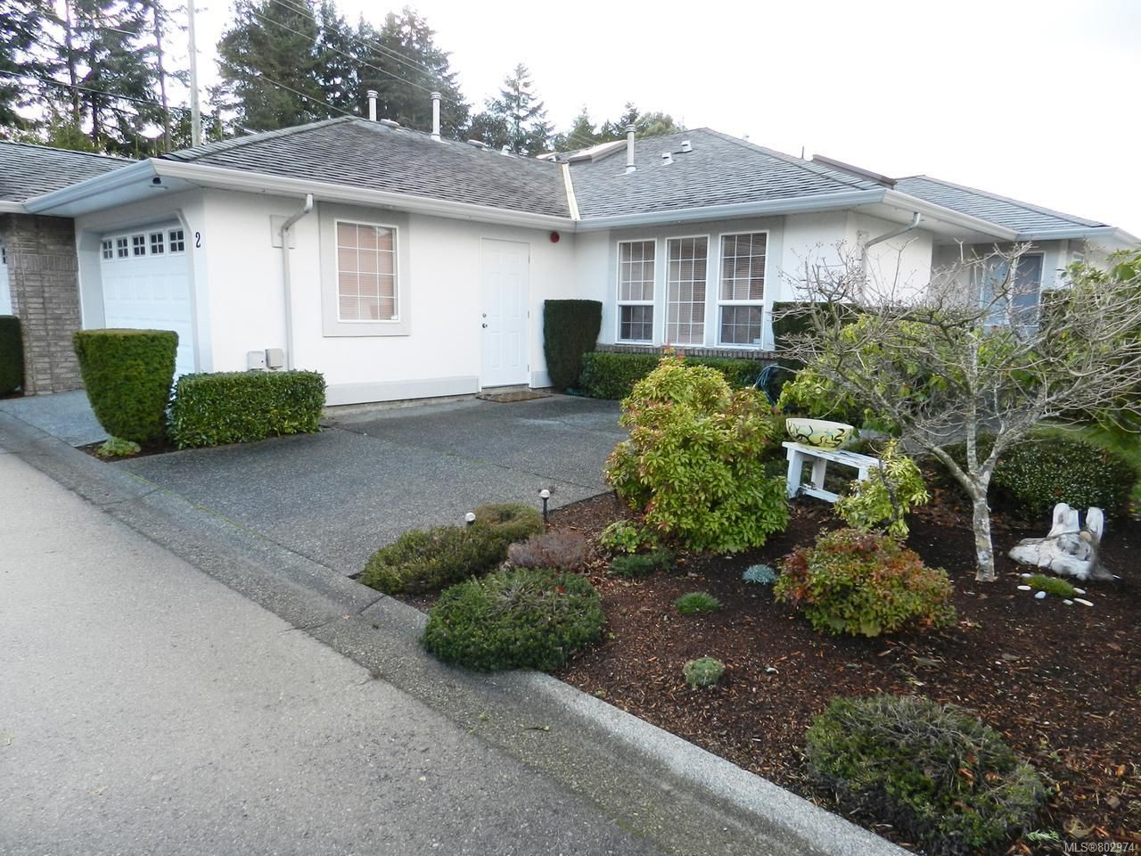 Main Photo: 2 6595 GROVELAND DRIVE in NANAIMO: Na North Nanaimo Row/Townhouse for sale (Nanaimo)  : MLS®# 802974