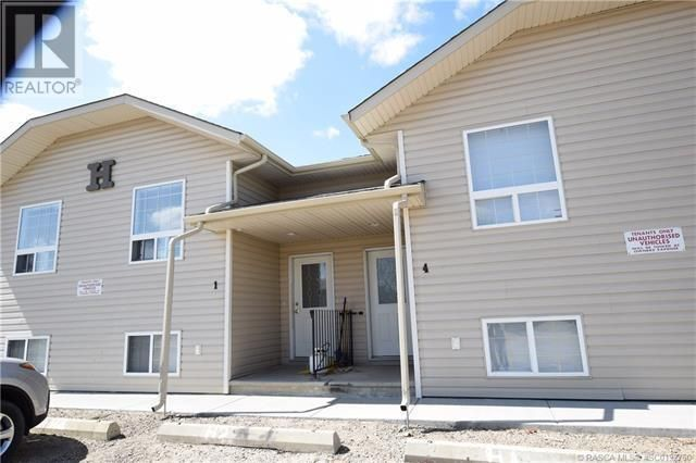 Main Photo: H1-4, 104 Upland Trail in Brooks: Multi-family for sale : MLS®# A1139964