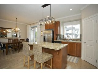 "Photo 12: 24 7168 179TH Street in Surrey: Cloverdale BC Townhouse for sale in ""OVATION"" (Cloverdale)  : MLS®# F1449821"
