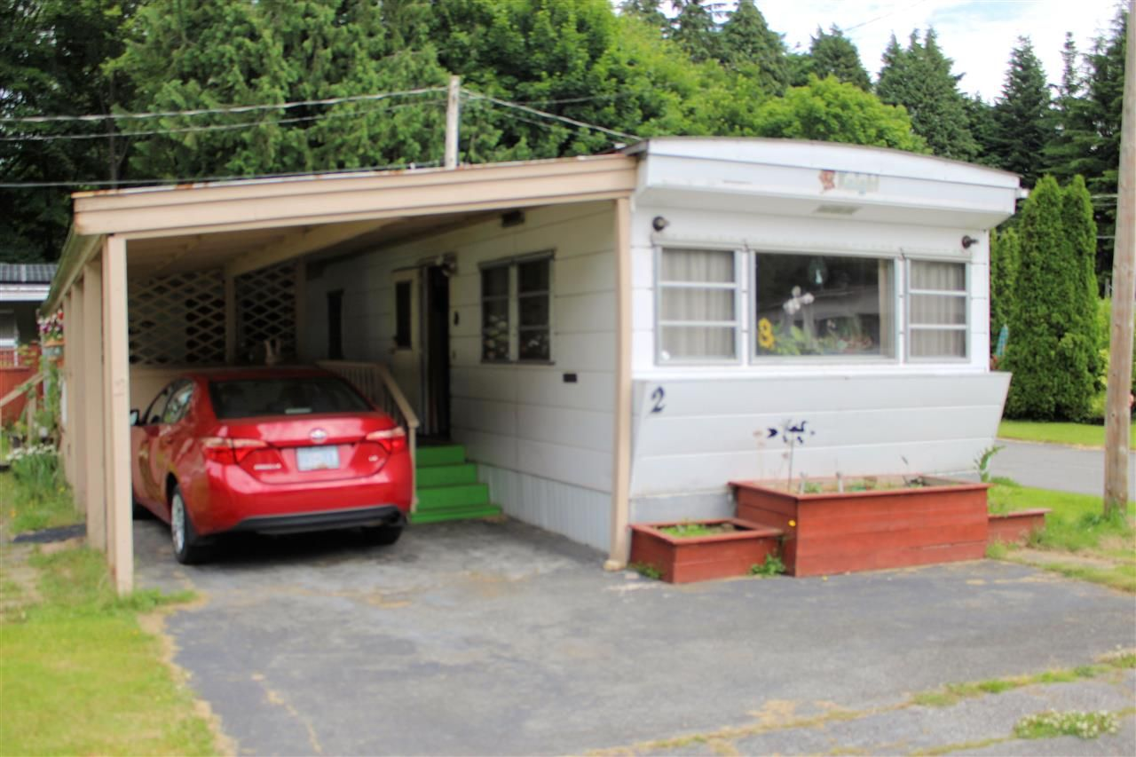 Main Photo: 2 6280 KING GEORGE BOULEVARD in : Sullivan Station Manufactured Home for sale : MLS®# R2468642