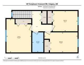 Photo 34: 49 Templeson Crescent NE in Calgary: Temple Detached for sale : MLS®# A1089563