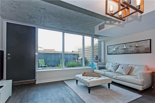 Main Photo: 60 Haslett Ave Unit #102 in Toronto: The Beaches Condo for sale (Toronto E02)  : MLS®# E3800186