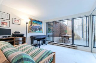 """Photo 18: 109 811 W 7TH Avenue in Vancouver: Fairview VW Townhouse for sale in """"WILLOW MEWS"""" (Vancouver West)  : MLS®# R2050721"""