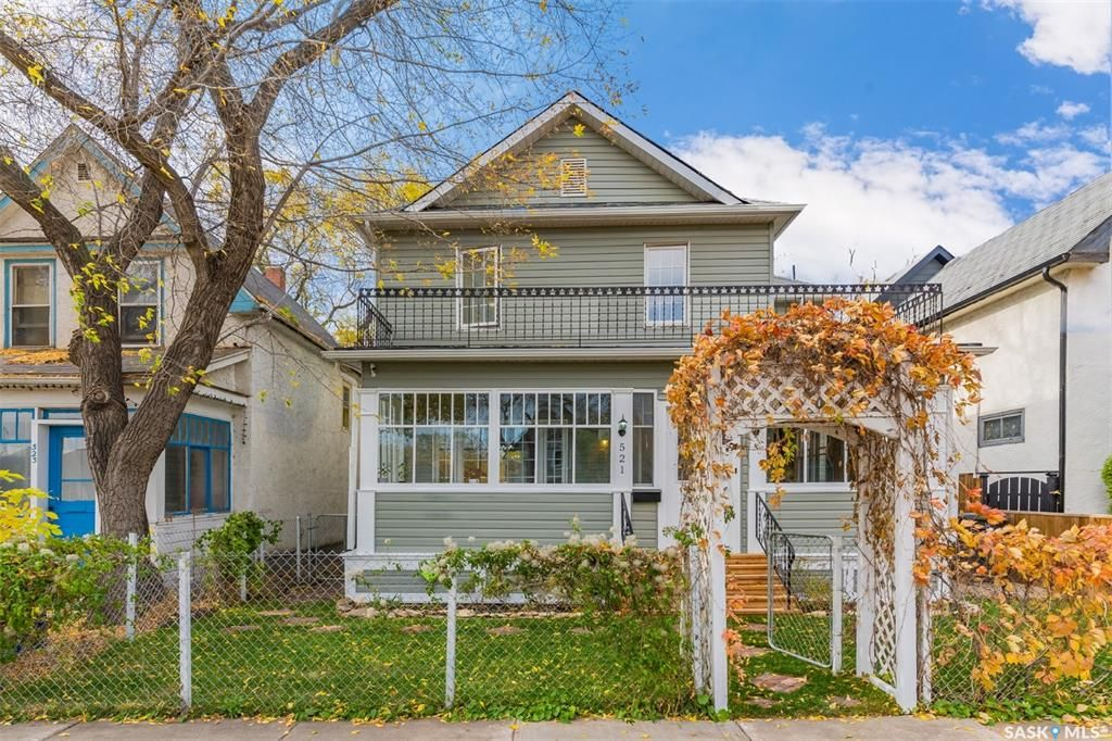 Main Photo: 521 G Avenue South in Saskatoon: Riversdale Residential for sale : MLS®# SK871982