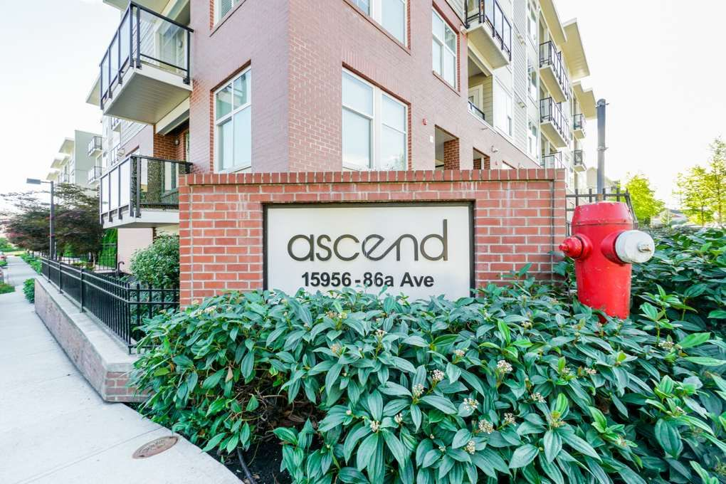 """Main Photo: 113 15956 86A Avenue in Surrey: Fleetwood Tynehead Condo for sale in """"ASCEND"""" : MLS®# R2302925"""