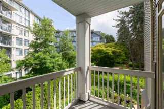 "Photo 6: 208 4883 MACLURE Mews in Vancouver: Quilchena Condo for sale in ""MATTHEWS HOUSE"" (Vancouver West)  : MLS®# R2463619"