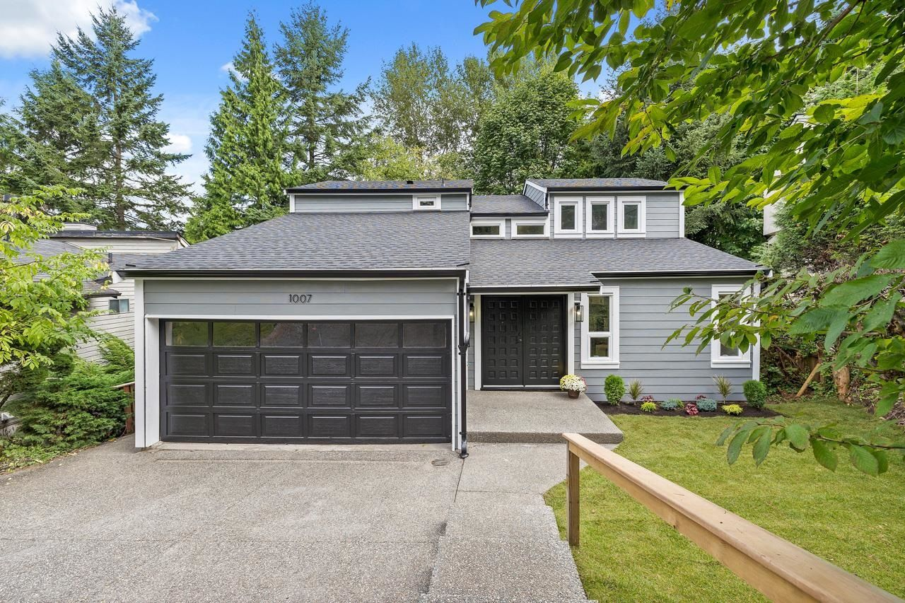 Main Photo: 1007 WINDWARD Drive in Coquitlam: Ranch Park House for sale : MLS®# R2618347