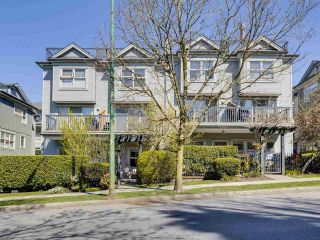 "Photo 1: 5 3855 PENDER Street in Burnaby: Willingdon Heights Townhouse for sale in ""ALTURA"" (Burnaby North)  : MLS®# R2565997"