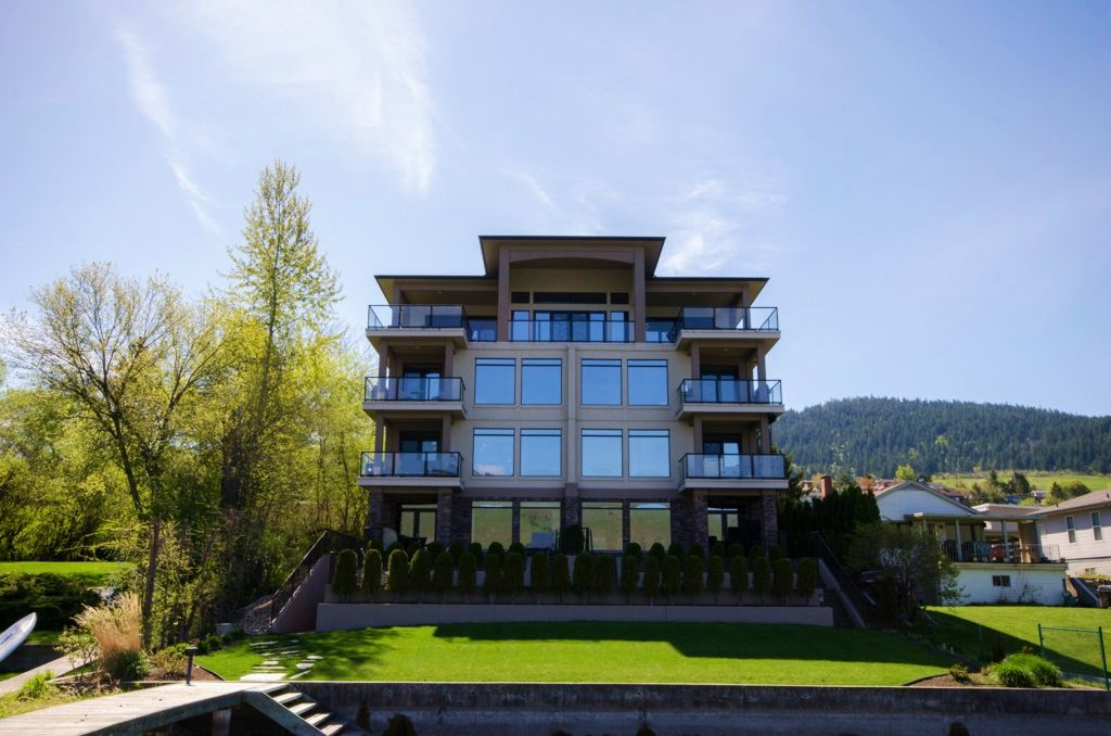 Main Photo: 401 7511 Brooks Lane in Vernon: OL - Okanagan Landing House for sale (North Okanagan)  : MLS®# 10060748