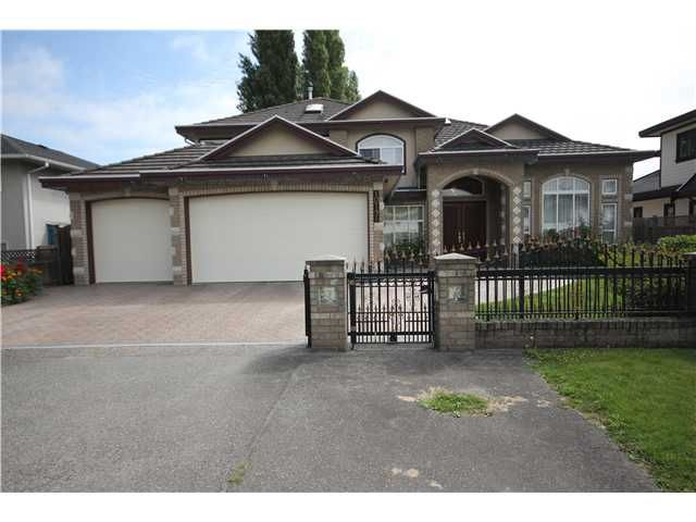 Main Photo: 10791 AINTREE Crescent in Richmond: McNair House for sale : MLS®# V1077838