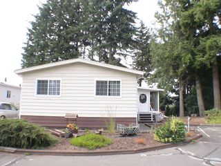 """Photo 2: 196 3665 244 Street in Langley: Otter District Manufactured Home for sale in """"LANGLEY GROVE ESTATES"""" : MLS®# exclusive"""