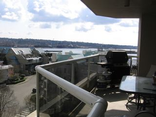 "Photo 13: 807 1185 QUAYSIDE Drive in New_Westminster: Quay Condo for sale in ""The Riveria"" (New Westminster)  : MLS®# V721112"