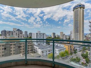 Photo 10: 901 789 JERVIS STREET in : Vancouver West Condo for sale : MLS®# R2085949