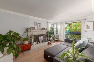 """Photo 1: 203 215 N TEMPLETON Drive in Vancouver: Hastings Condo for sale in """"Porto Vista"""" (Vancouver East)  : MLS®# R2618267"""