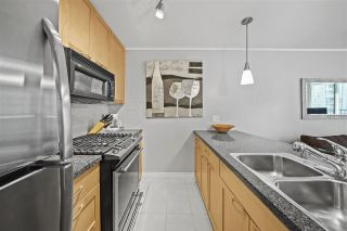 "Photo 12: 605 989 RICHARDS Street in Vancouver: Downtown VW Condo for sale in ""The Modrian"" (Vancouver West)  : MLS®# R2561153"