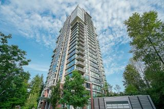 """Main Photo: 505 301 CAPILANO Road in Port Moody: Port Moody Centre Condo for sale in """"The Residences"""" : MLS®# R2599282"""