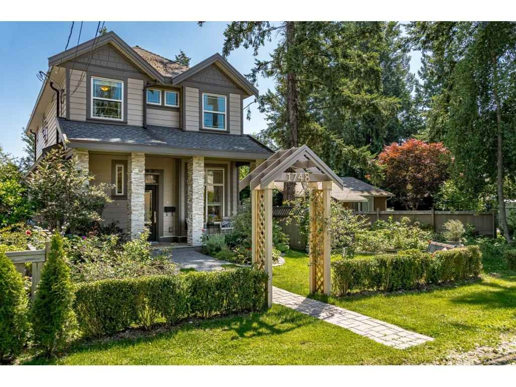 "Main Photo: 1748 140 Street in Surrey: Sunnyside Park Surrey House for sale in ""Sunnyside Park"" (South Surrey White Rock)  : MLS®# R2473196"