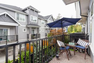 """Photo 34: 33 7665 209 Street in Langley: Willoughby Heights Townhouse for sale in """"ARCHSTONE YORKSON"""" : MLS®# R2307315"""