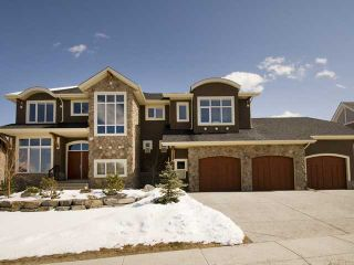 Photo 1: 11 Spring Willow Way SW in CALGARY: Springbank Hill Residential Detached Single Family for sale (Calgary)  : MLS®# C3471244